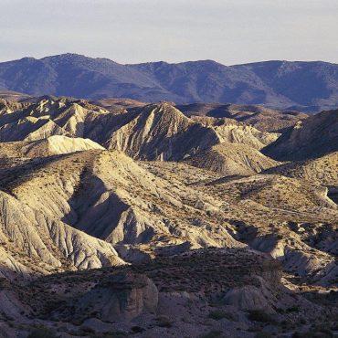Woestijn van Gorafe