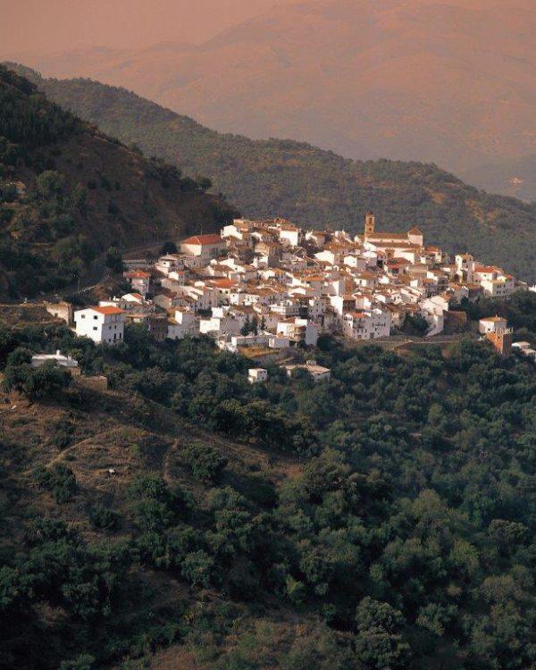 Málaga-Vista de Algotacin
