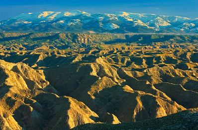 woestijn andalusie jorafe